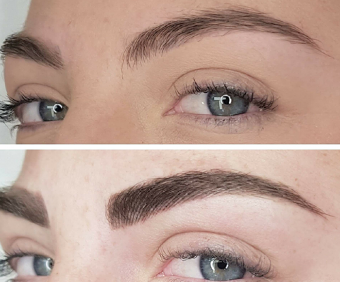 Timeless Cosmetic Tattooing - Eyebrows, Eyeliner and Lips